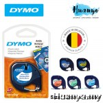 Dymo LetraTag Label Marker Tape Refill 12mm x 4m