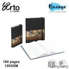 Campap Arto Artist Explorer Sketch Book Note Book A5/A6 Size