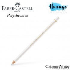 Faber-Castell Polychromos Artist Colour Pencil - White