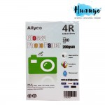 Allyco Glossy Photo Paper 4R 200gsm/100's