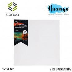 Conda Artist Stretched Canvas (30cm X 30cm /12' X 12')