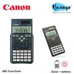 Canon Scientific Calculator F570SG (488 Functions and Solar Powered/Similiar to Casio FX570MS)