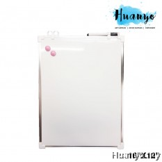 Double Sided Portable Magnetic White Board (16'' X 12'')