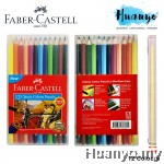 Faber-Castell Classic Colour Pencils 12L (Wonderbox Slim)