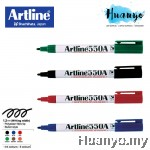 Artline Whiteboard Marker 550A - 1.2MM Bullet Tip