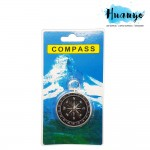 Aluminum Outdoor Camping Mini Compass