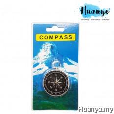 Aluminum Outdoor Camping Mini Compass