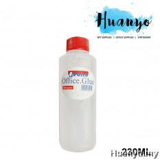 Folio Office Clear Glue - 230ML
