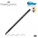 Faber-Castell Pitt Graphite Crayon Pure Pencil 9B