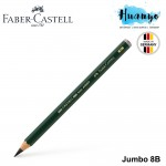 Faber-Castell Graphite Pencil 9000 Jumbo 8B