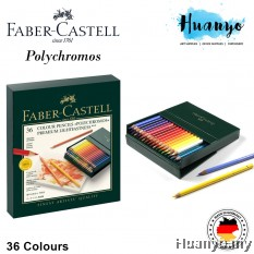 Faber-Castell Polychromos Artist Colour Pencil Studio Box(Colours of 36)