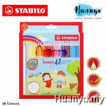 Stabilo Swans Colour Pencil (Colours of 48)