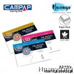 CAMPAP Drawing Paper A2 - 10pcs (135/165/200 gsm)