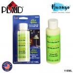 Plaid Glowaway Washable Glow in the Dark Acrylic Paint Gel - 118ML