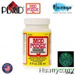 Plaid Mod Podge Glow in the Dark Phosphorescent - 236ML