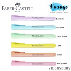 Faber-Castell Textliner Pastel Colour Highlighter (per pcs)