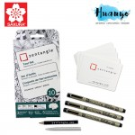 Sakura Zentangle Tool Set 10 pieces