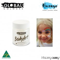 Global Colours BodyArt Face Paint Glitter Gel - Glitter Ultra