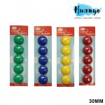 TYS Magnetic Button 30MM - 5 pcs