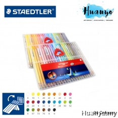 Staedtler Luna Water Colour Color Pencil - 24 Colour (Slim Plastic Case Set)