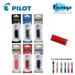 Pilot V Board Master White Board / Wyte bord Marker - Medium Bullet (Cartridge Ink Refill)