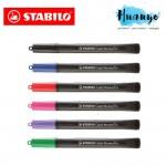 Stabilo Cappi Permanent Marker Pen