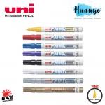 Uni Paint Marker PX 21 Fine Tip (Per Pcs)
