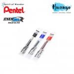 Pentel EnerGel Roller Pen Refill0 0.5MM 0.7mm  LR7A LR5A -(Blue/ Black/ Red)