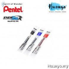Pentel EnerGel Roller Pen Refill0 0.5MM 0.7mm  LR7A LR5A -(Blue/ Black/ Red)