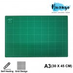 Apex Self Healing Grid Layout Cutting Mat A3 30 X 45CM (3MM Thickness)