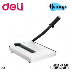 Deli A4 Paper Cutter Metal Base 8014