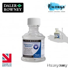 Daler Rowney Water Colour Varnish Medium (75ML)