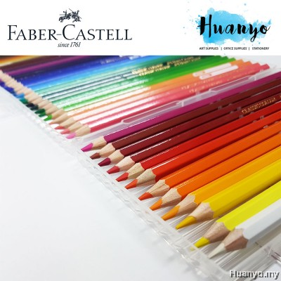 Faber-Castell Classic Colour Pencils 48 L (Wonderbox Slim Flexi Case)