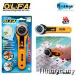 OLFA Rotary Cutter 45MM Diameter RTY-2/G