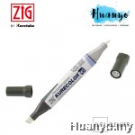 Zig Kurecolor KC-3000 Twin WS Colourless Blender Marker No.B1