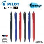 Pilot BP-1 RT Retractable Ball Point Pen (Fine 0.7mm / Medium 1.0mm)