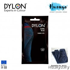 Dylon Fabric Dye for Jeans 50G (Jeans Blue)