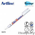 Artline 444XF 0.8mm Paint Marker (White)