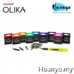 Monami Olika Fountain Pen Ink Cartridge Refill (Per pack)