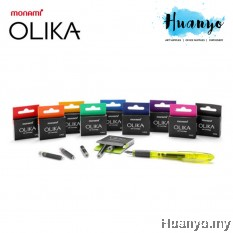 Monami Olika Fountain Pen Ink Cartridge Refill (Per pack)