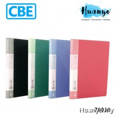 CBE Clear Holder Book A4 76030 (30 Pockets)