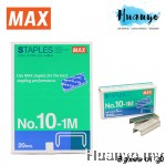 MAX Staples No.10-1M (20 small boxes)