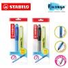 Stabilo Palette Retractable Gel Pen 0.4MM Value Pack Set [Free Swing Cool Highlighter]