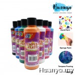 Five Star Non Toxic Tempera Paste Paint Instant Water Colour 440ML (Hand Paint /Tempera Pouring)