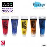 Daler Rowney Graduate Acrylic Paint Colour 120ML (Per Tube)