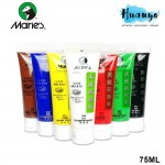 Marie's Acrylic Colour Paint 75M (Per Tube)