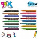 Artline Stix Calligraphy Brush Marker Pen (Per PCS)