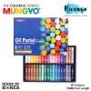 Mungyo Artist Oil Pastel Set of 36 (70MM Full Length Pastel)