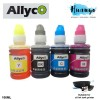 Allyco Universal Ink Tank Printer Refill Ink Bottle 100ml (For Brother/Canon/Epson/HP) [Per Pcs]]