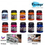 Five Star Fabric Paint Dye Colour (75 gram) (List 1/2)